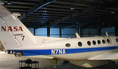 The NASA King Air